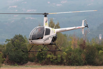 I-MMAM - Private Robinson R22