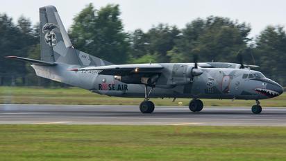 LZ-ABR - Rose Air Antonov An-26 (all models)