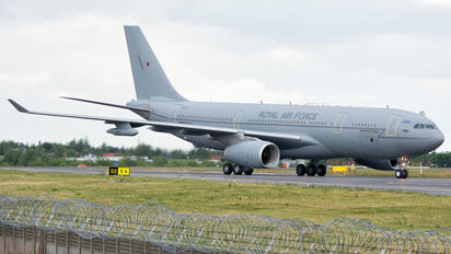 ZZ335 - Royal Air Force Airbus Voyager KC.2
