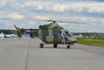 53 - Russia - Air Force Kazan helicopters Ansat-U