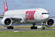 PT-MUF - TAM Boeing 777-300ER aircraft