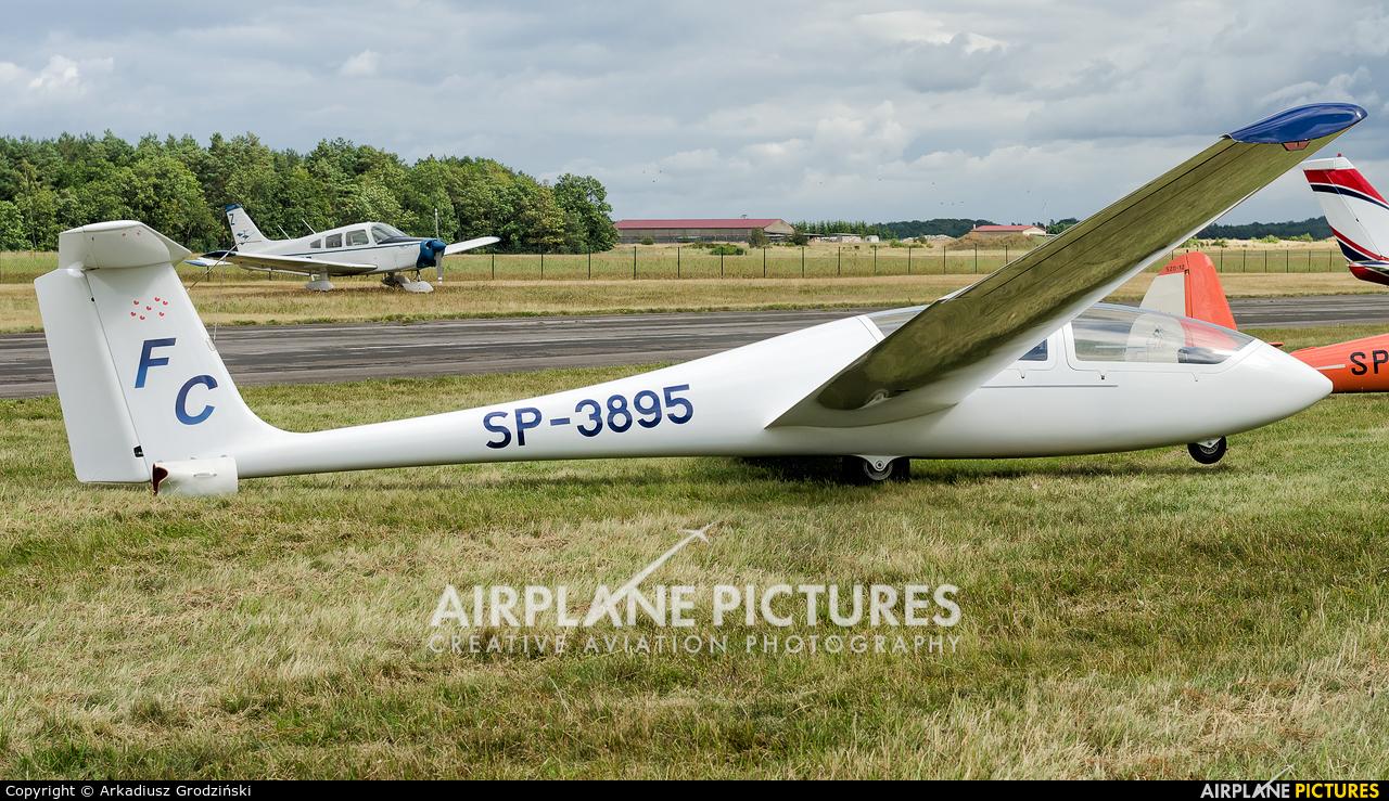 Aeroklub Szczeciński SP-3895 aircraft at Heringsdorf