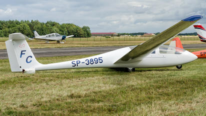 SP-3895 - Aeroklub Szczeciński Grob G103 Twin Astir