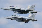 165529 - USA - Marine Corps McDonnell Douglas F/A-18D Hornet aircraft