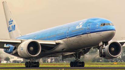 PH-BQD - KLM Boeing 777-200ER