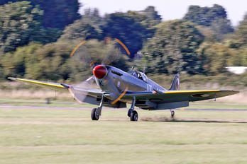 G-CZAF - Historic Flying Supermarine Spitfire LF.IXe