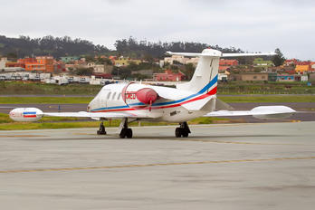 G-ZMED - Air Medical Fleet Learjet 35