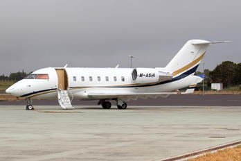 M-ASHI - Private Bombardier CL-600-2B16 Challenger 604