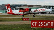 D-ABQG - Air Berlin de Havilland Canada DHC-8-400Q / Bombardier Q400 aircraft