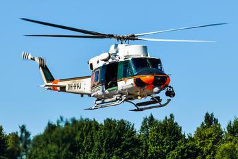 OH-HVJ - Finland - Border Guard Agusta / Agusta-Bell AB 212