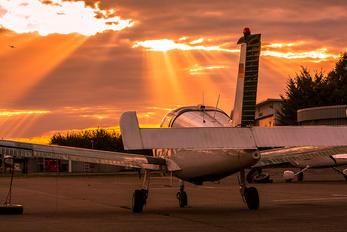 - - Private Morane Saulnier 880B Rallye 100T