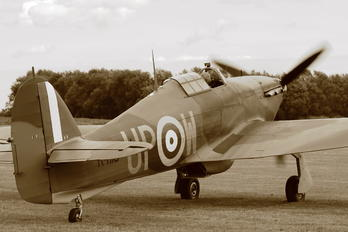 G-HUPW - Private Hawker Hurricane I