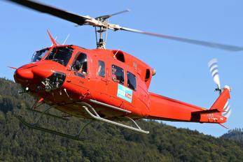 OE-XAA - Heli Tirol Bell 212