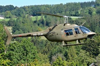 HB-ZLM - Private Agusta / Agusta-Bell AB 206A & B
