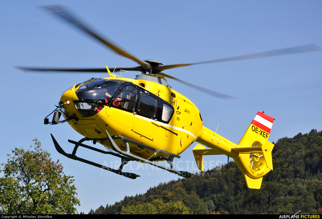 OAMTC OE-XEF aircraft at Off Airport - Austria