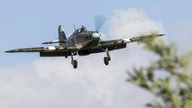 "PZ865 - Royal Air Force ""Battle of Britain Memorial Flight"" Hawker Hurricane Mk.IIc aircraft"