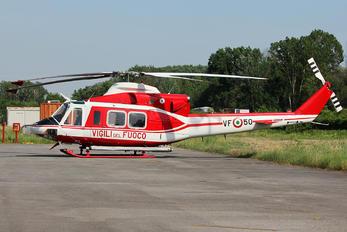 I-VFOB - Italy - Vigili del Fuoco Agusta / Agusta-Bell AB 412