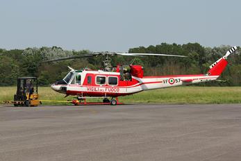I-VFOI - Italy - Vigili del Fuoco Agusta / Agusta-Bell AB 412