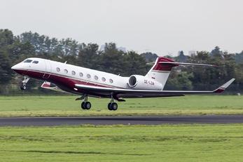 OE-LZM - Private Gulfstream Aerospace G650, G650ER