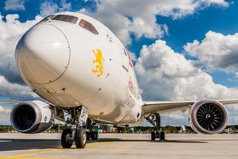 ET-AOP - Ethiopian Airlines Boeing 787-8 Dreamliner
