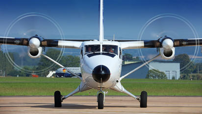 G-ISSG - Sky Bus de Havilland Canada DHC-6 Twin Otter