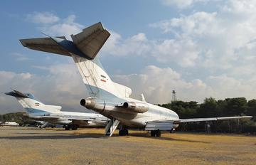 EP-PLN - Iran - Government Boeing 727-100