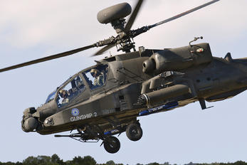 ZJ205 - British Army Westland Apache AH.1