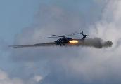 48 - Russia - Air Force Mil Mi-28 aircraft