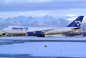 N851GT - Atlas Air Boeing 747-8F aircraft