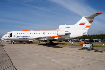 RA-42440 - Roshydromet Yakovlev Yak-42