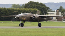 "PH-XXV - Netherlands - Air Force ""Historic Flight"" North American B-25N Mitchell aircraft"
