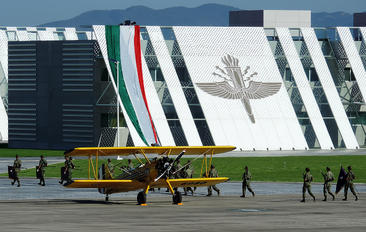 6080 - Mexico - Air Force Boeing Stearman, Kaydet (all models)