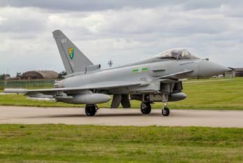ZJ934 - Royal Air Force Eurofighter Typhoon FGR.4