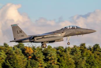 91-0315 - USA - Air Force McDonnell Douglas F-15E Strike Eagle