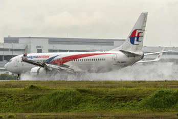 9M-MXD - Malaysia Airlines Boeing 737-800