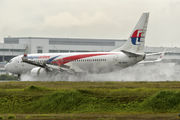 9M-MXD - Malaysia Airlines Boeing 737-800 aircraft