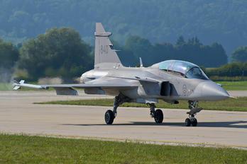 840 - Sweden - Air Force SAAB JAS 39D Gripen