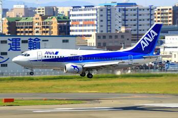 JA354K - ANA - Air Next Boeing 737-500