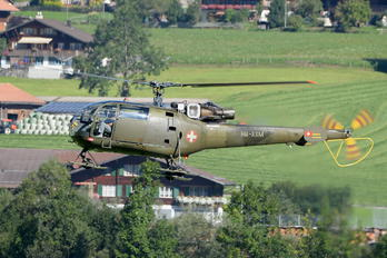 HB-XXM - Private Sud Aviation SA-316 Alouette III