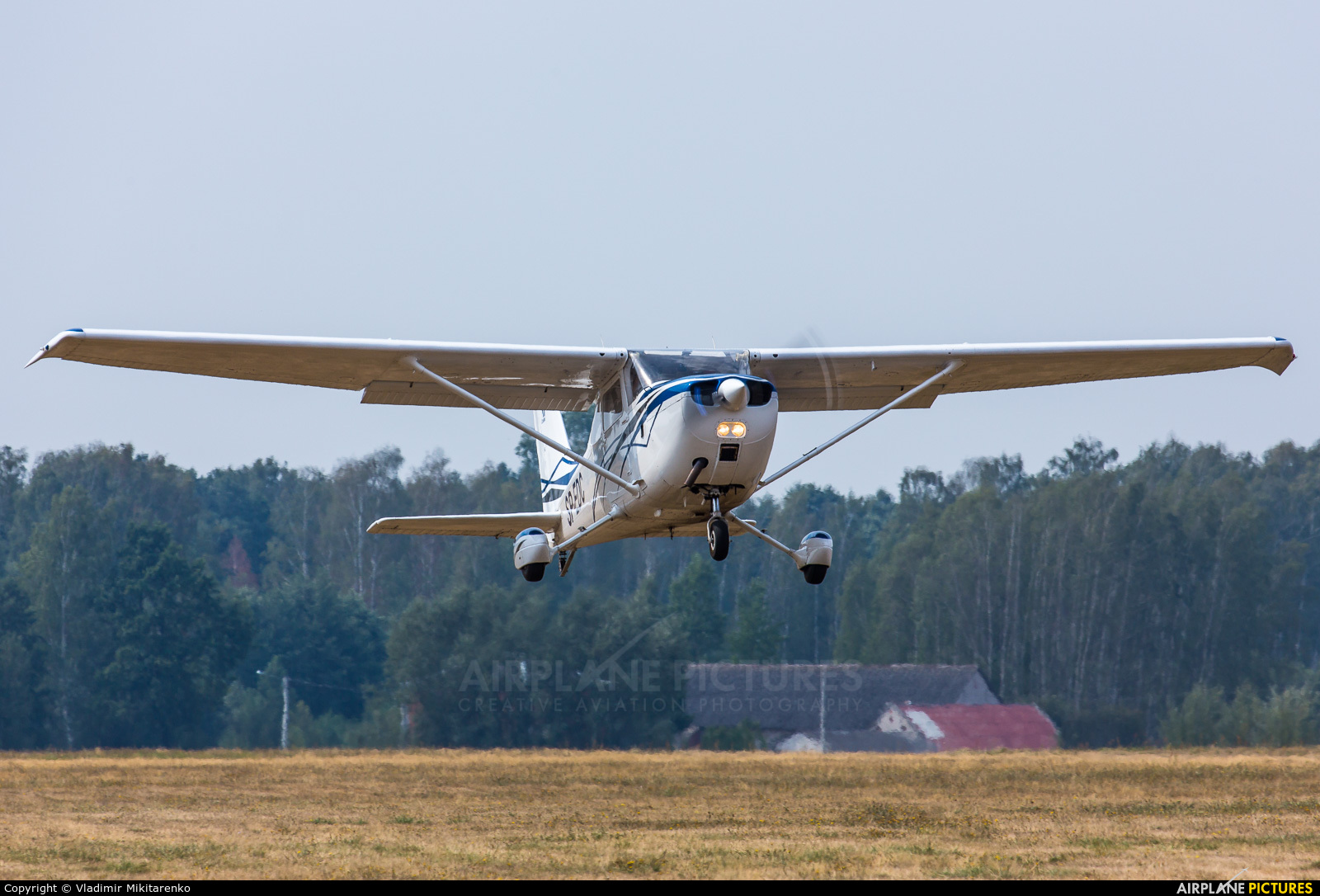 Private SP-EDC aircraft at Radom - Piastów