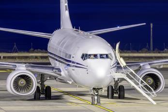 PR-BBS - Private Boeing 737-700 BBJ