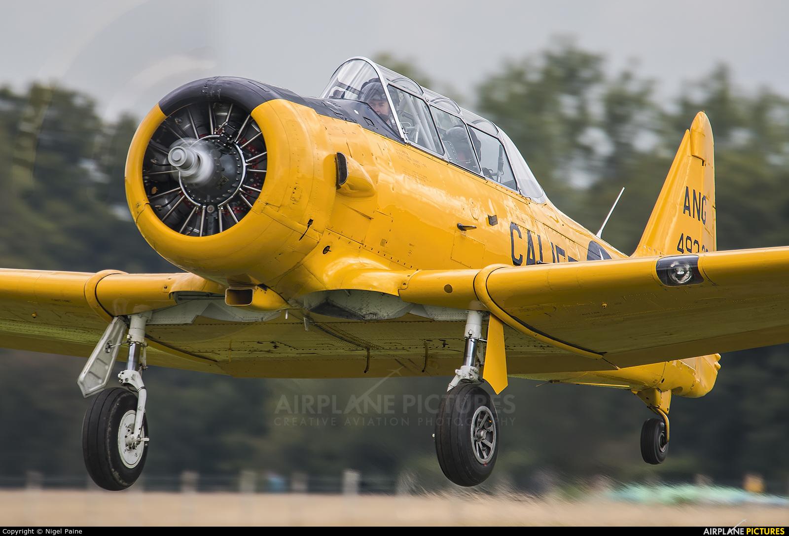 Private G-DDMV aircraft at Lashenden / Headcorn