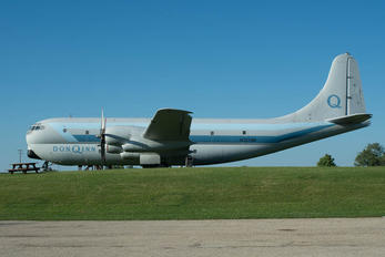 N227AR - Private Boeing C97 Stratocruiser