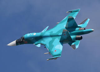 38 - Russia - Air Force Sukhoi Su-34