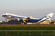 VQ-BGY - Air Bridge Cargo Boeing 747-400F, ERF aircraft