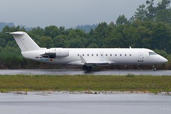 EC-JNX - Air Nostrum - Iberia Regional Canadair CL-600 CRJ-200