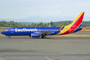 N8665D - Southwest Airlines Boeing 737-800
