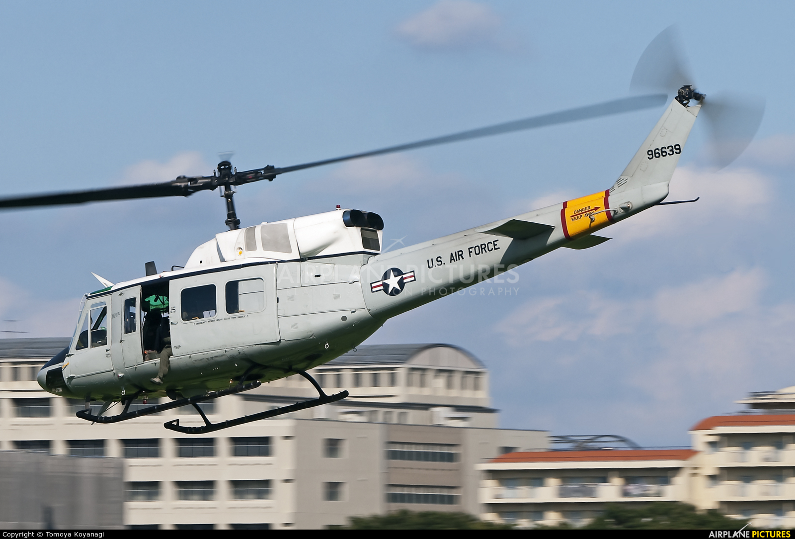 USA - Air Force 69-6639 aircraft at Tachikawa
