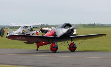 G-TATR - Private Curtiss Wright  Travel Air R Replica