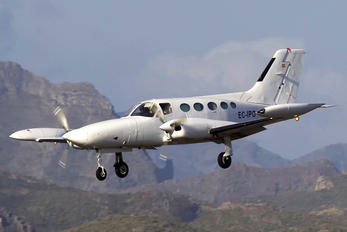 EC-IPO - Cebu Pacific Air Cessna 421 Golden Eagle